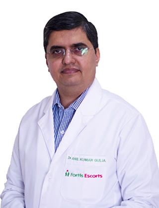 阿尼尔·库马尔·古里亚医生