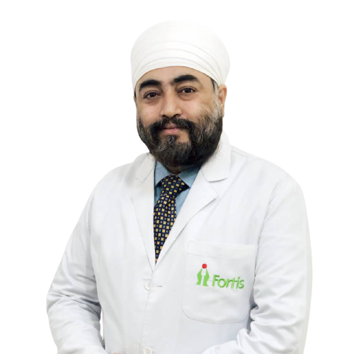 Dr. Bakshish Singh