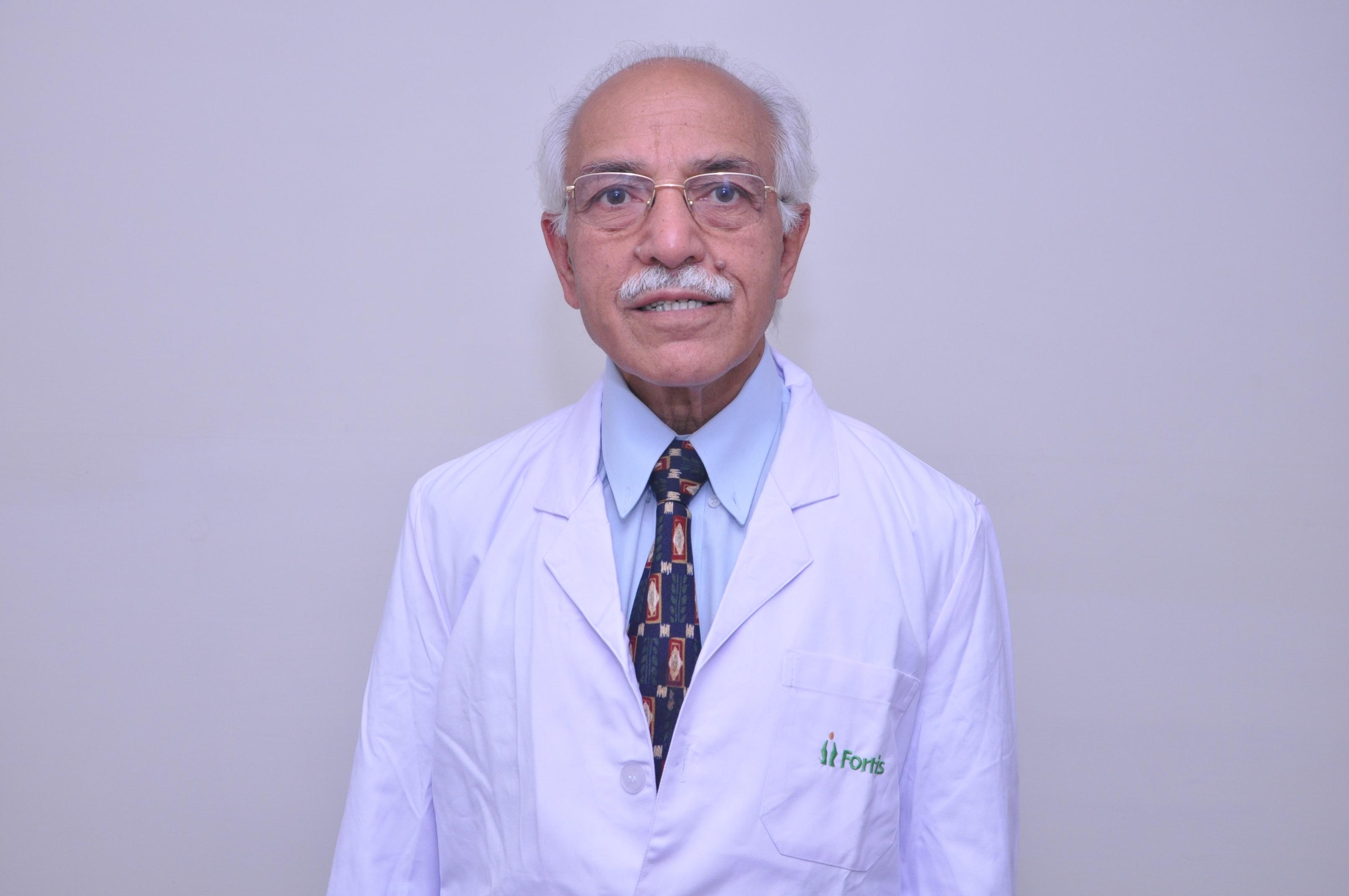 V.P Choudhary博士