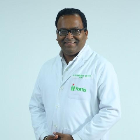 Dr. SAMEER SETHI .