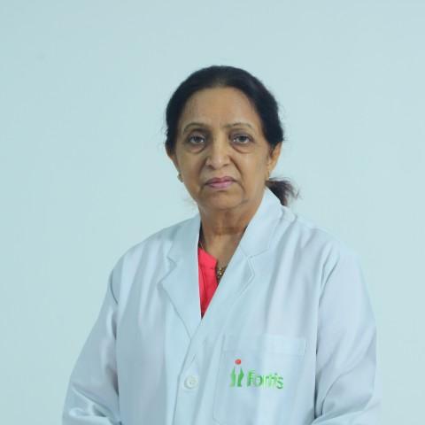 Dr. Pushpa Yadav .
