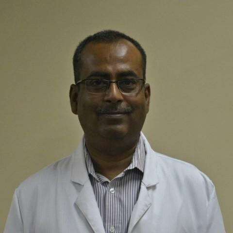 Dr. Subrata Haldar