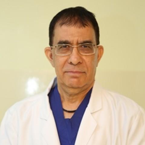 Dr. T. S. Mahant