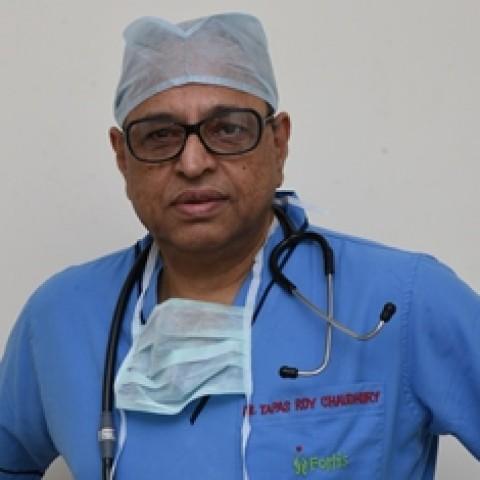 Dr. Tapas Raychaudhury