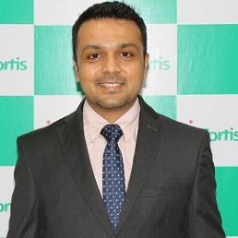 Dr. Harshwardhan Ghorpade
