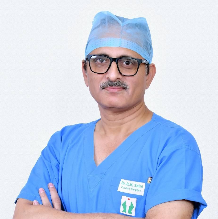 Dr. Davinder Mohan