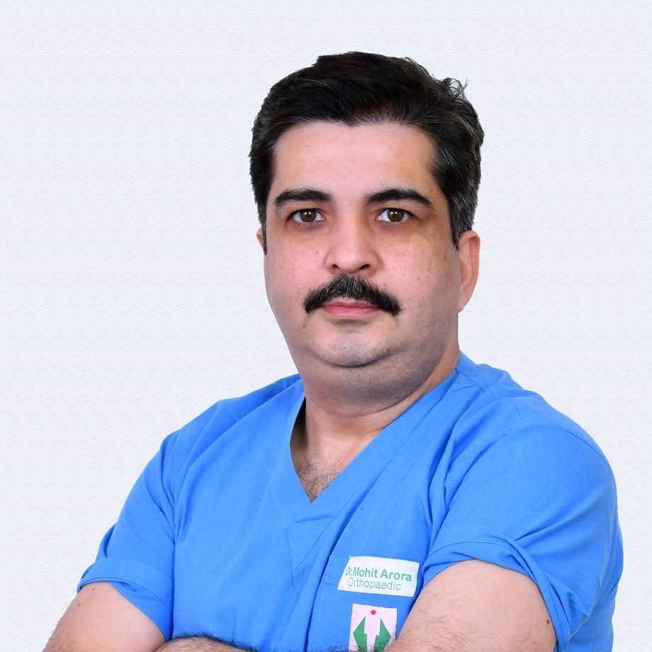 Dr. Mohit Arora