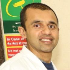 Dr. Abhishek Puri