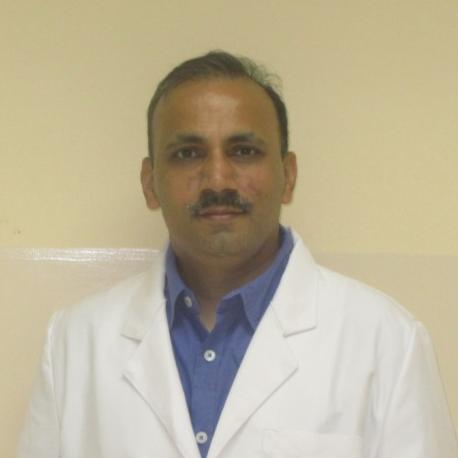 Dr. Mukesh Vats