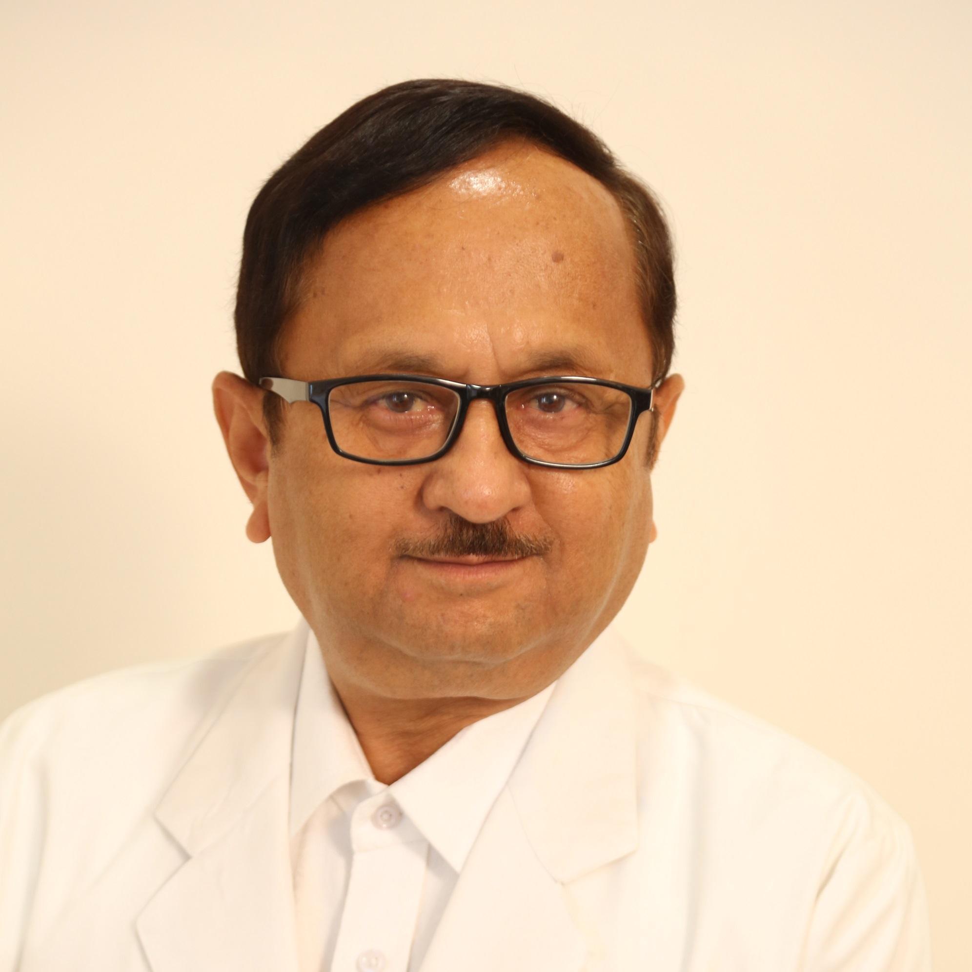 Dr. Vijay Kumar Harjai Support Specialties | Internal Medicine | General Physician Fortis Hospital, Mohali
