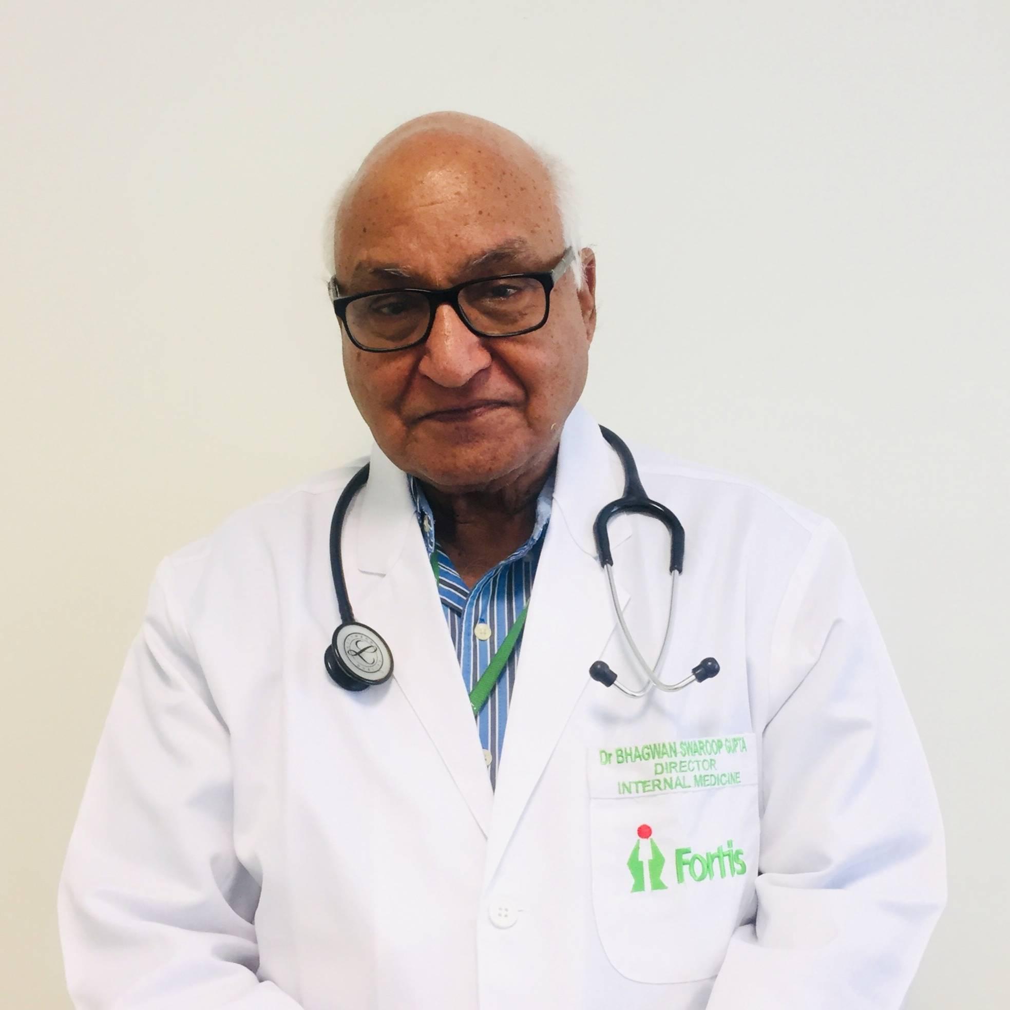 Dr. Bhagwan Swaroop Gupta