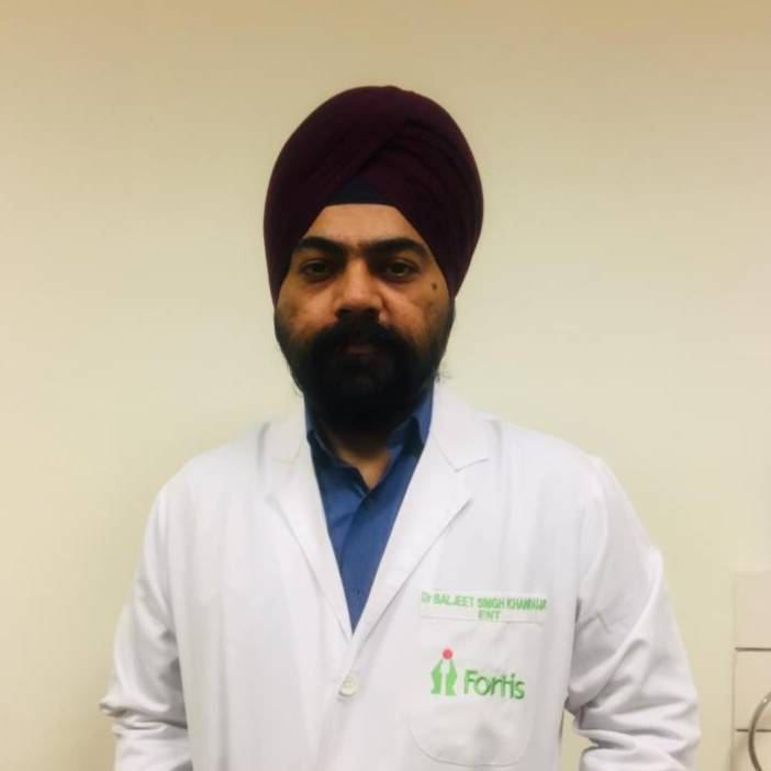 Dr. Baljeet Singh …