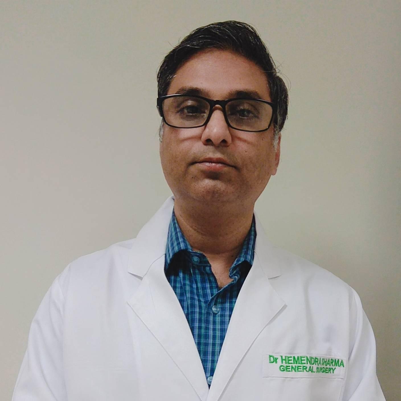 Dr. Hemendra Sharma