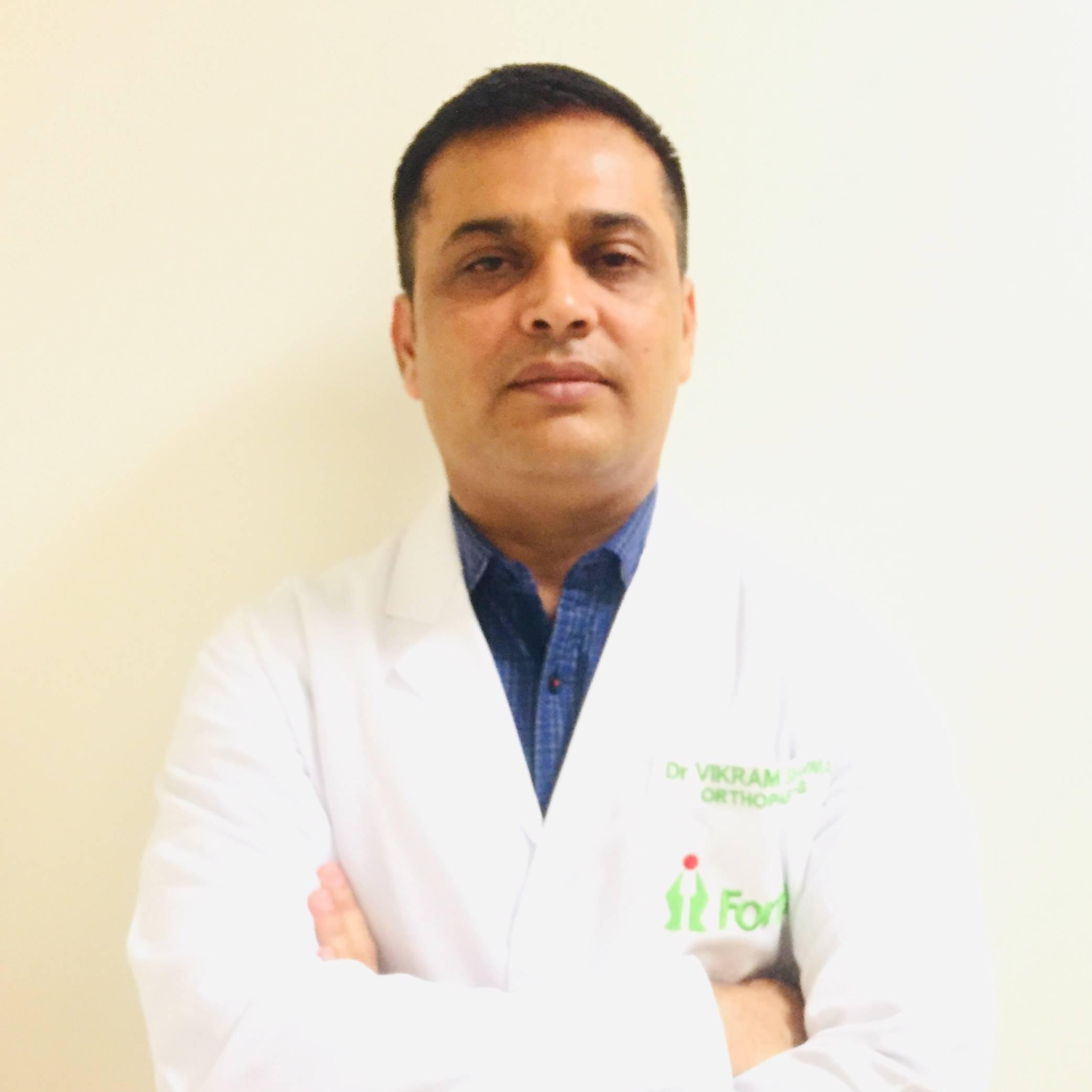 Dr. VIKRAM SHARMA .