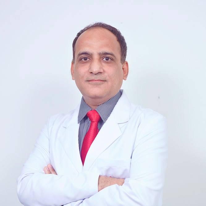 Dr. Anil Minocha