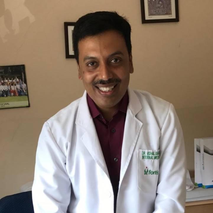 Dr. Vishal Chander …