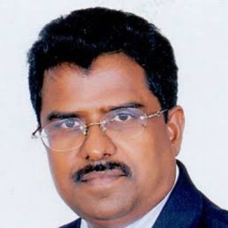 Dr. HANUMANTHAIAH K S