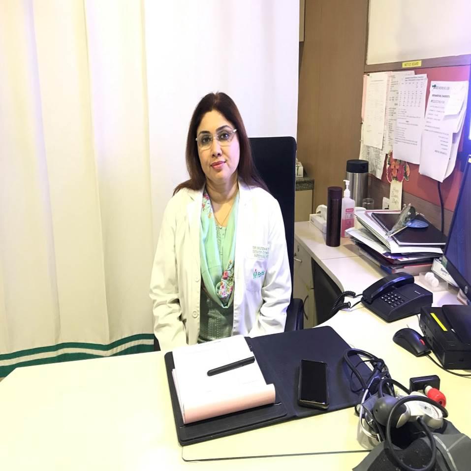 Dr. Mugdha Tapdiya