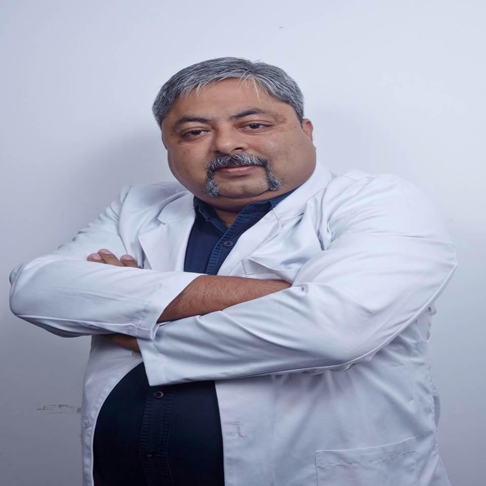 Dr. Vidit Tripathi .