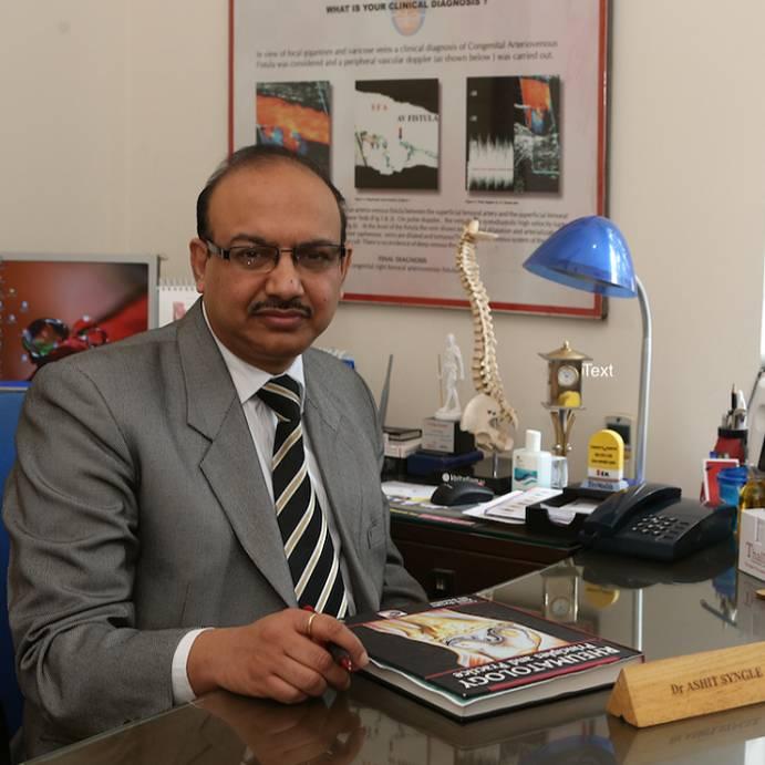 Dr. Ashit Syngle