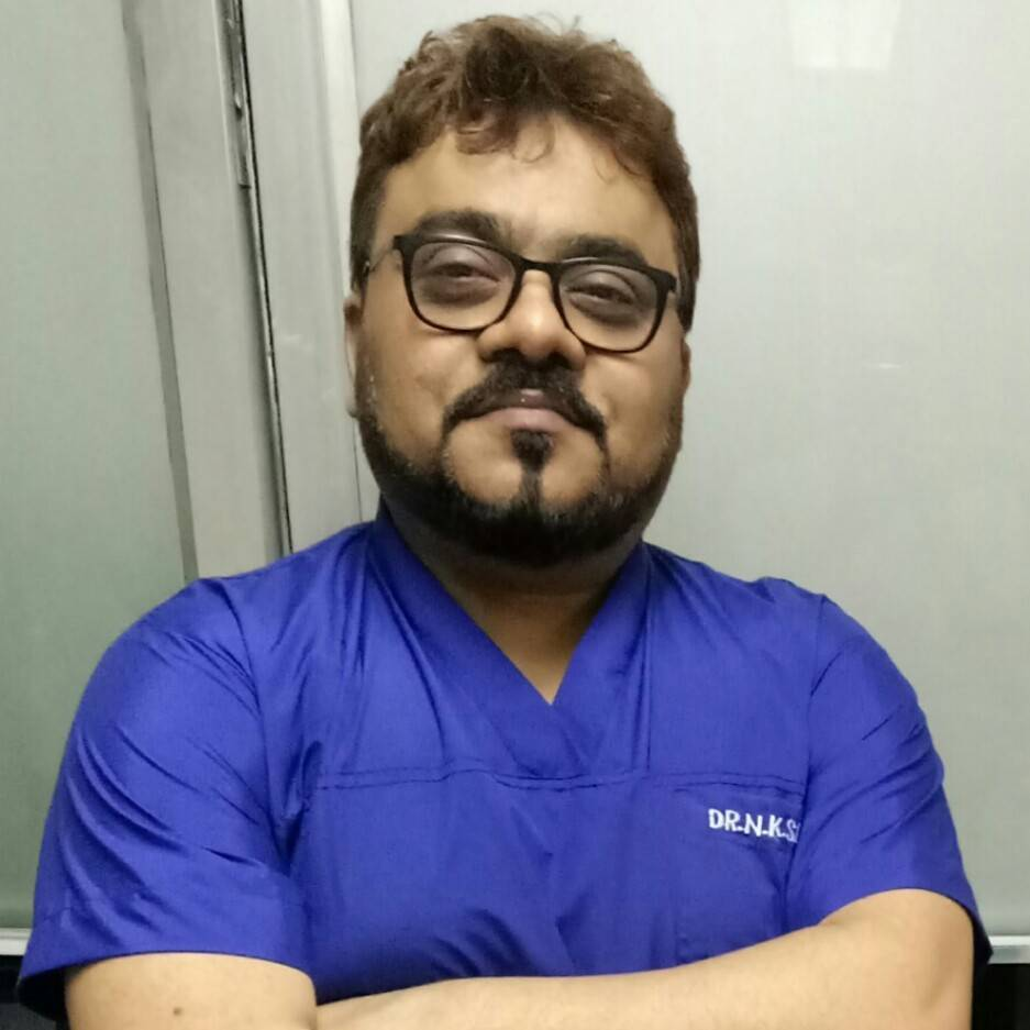 Dr. Naba Kumar Saha