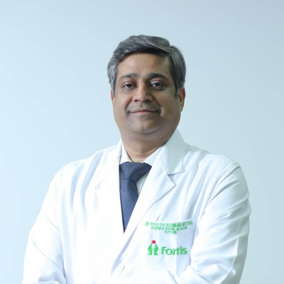 Dr. Dinesh Kumar Mittal