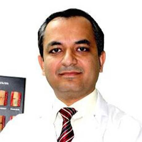 Dr. Mohit Madan