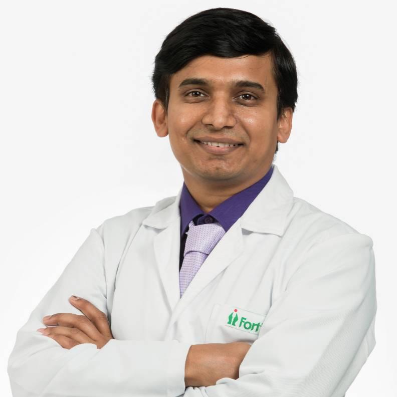 Dr. Sudarshan G T