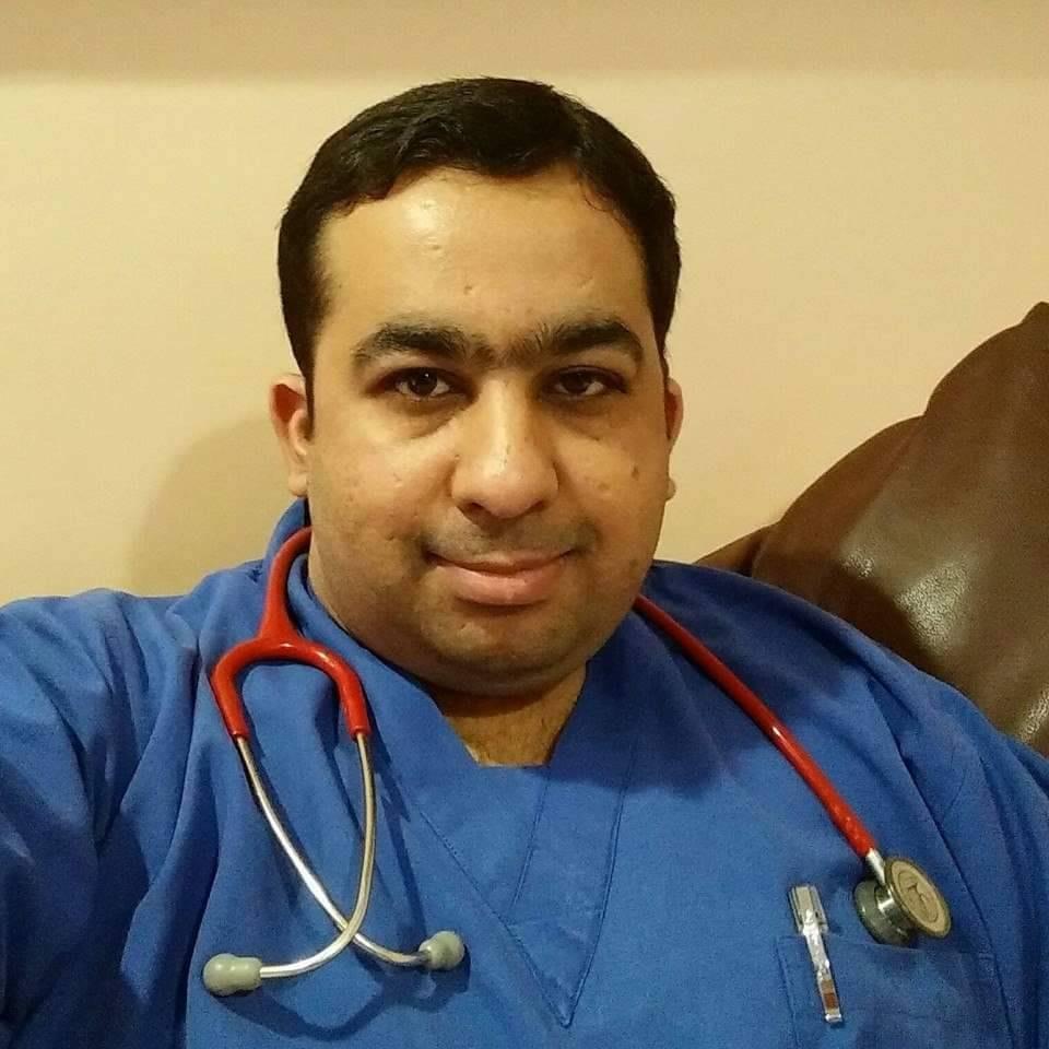 Dr. Avadhesh Ahuja