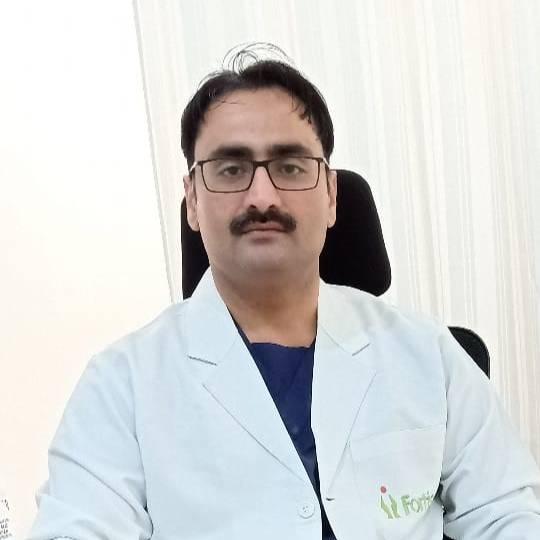 Dr. Gajanand Yadav