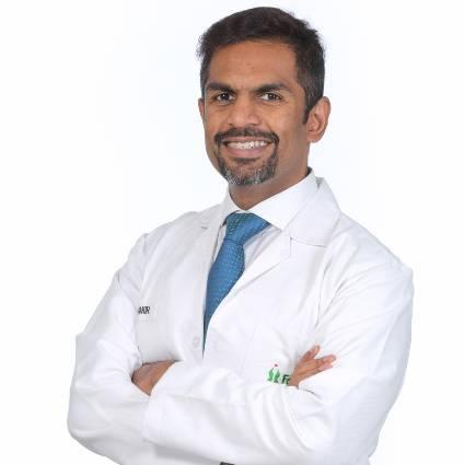 Dr. Shakir Tabrez Urology Fortis Hospital, Cunningham Road