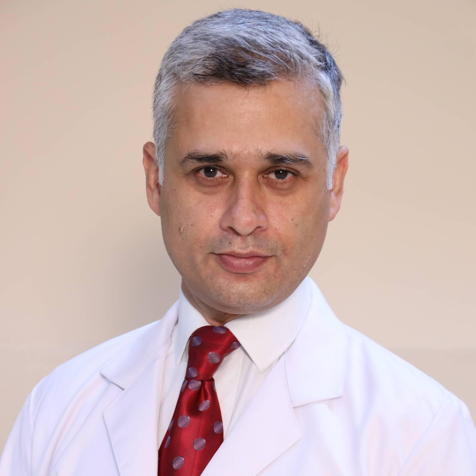 Dr. Ankur Ahuja