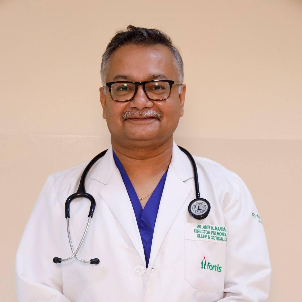 Dr. Amit Kumar Mandal