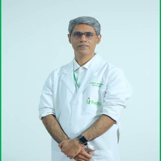 Dr. Harjit Singh Mahay