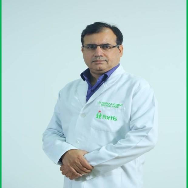 Dr. Pankaj Kumar