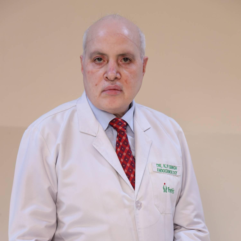Dr. KP Singh