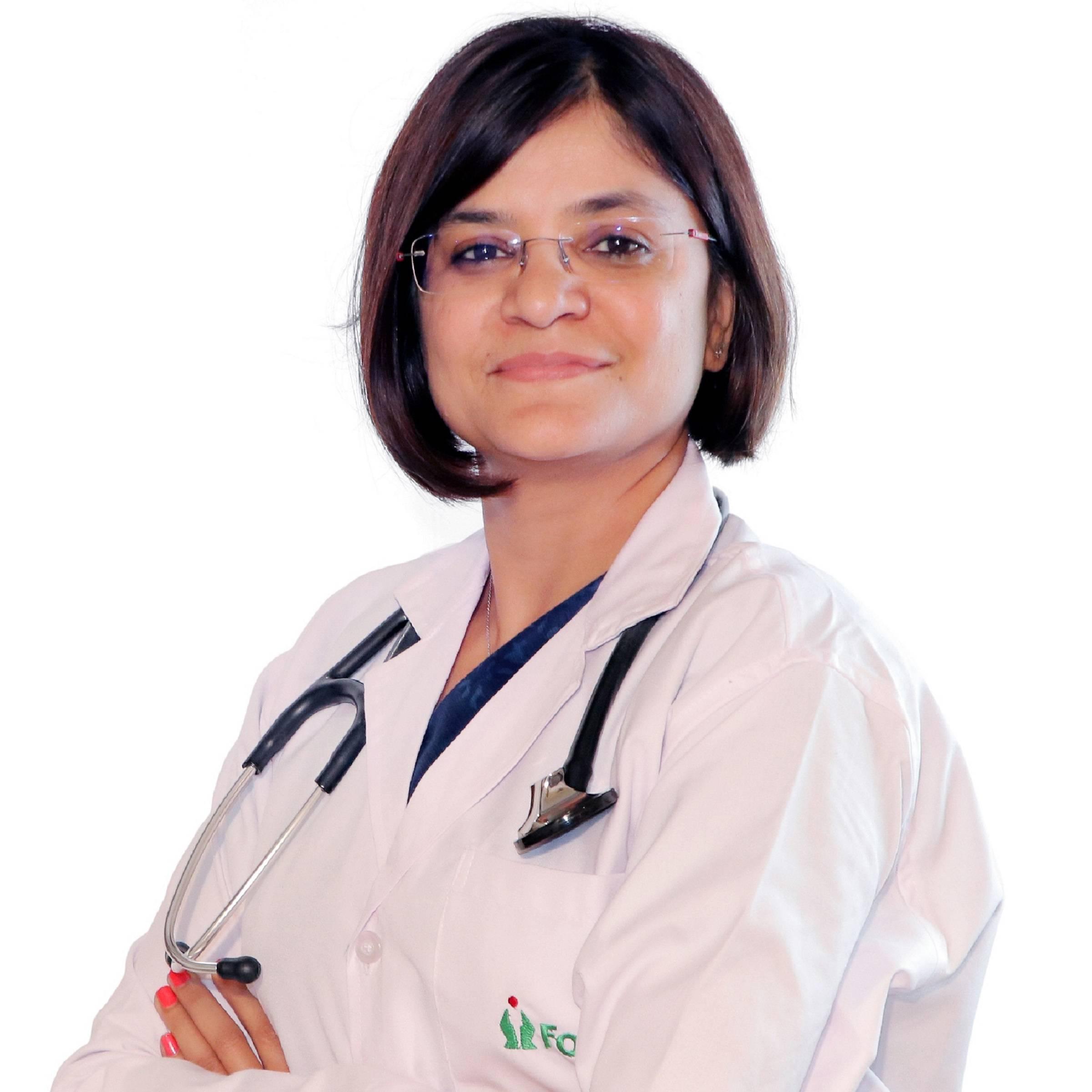 Dr. Swati Garekar