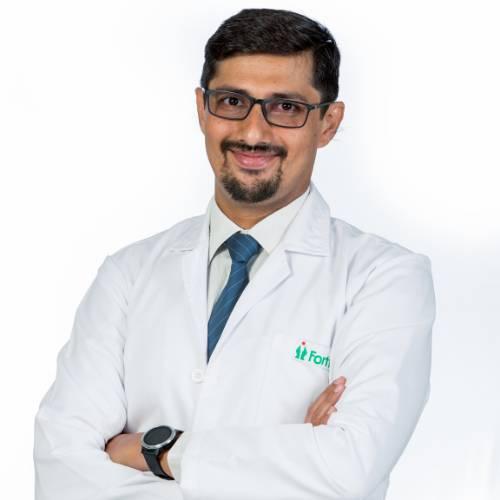 Muralidhars博士凯撒利里
