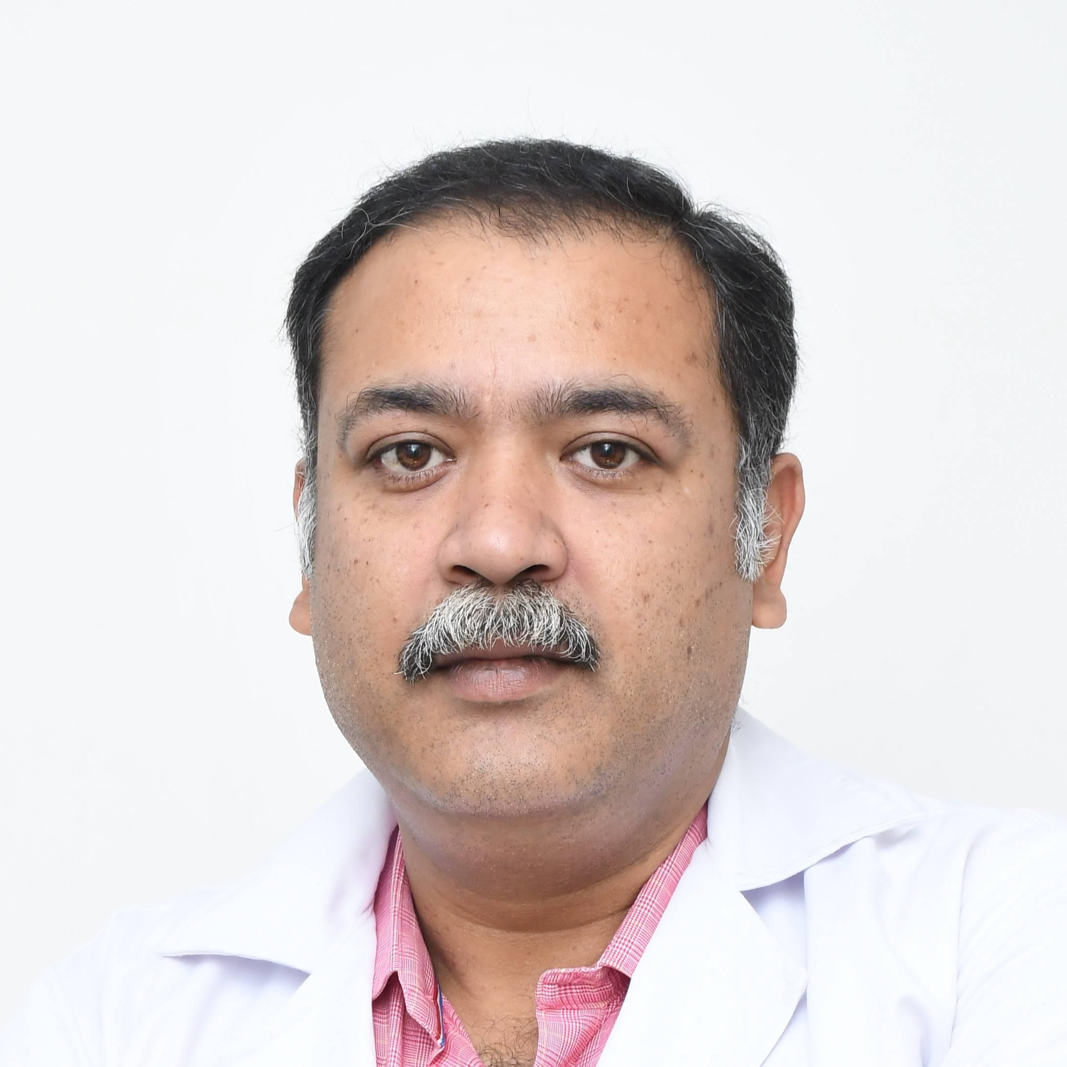 Dr. Snehadrit Mukherjee