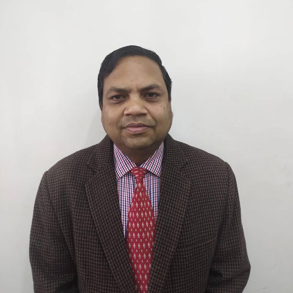 Dr. Ravinder Kumar Bansal