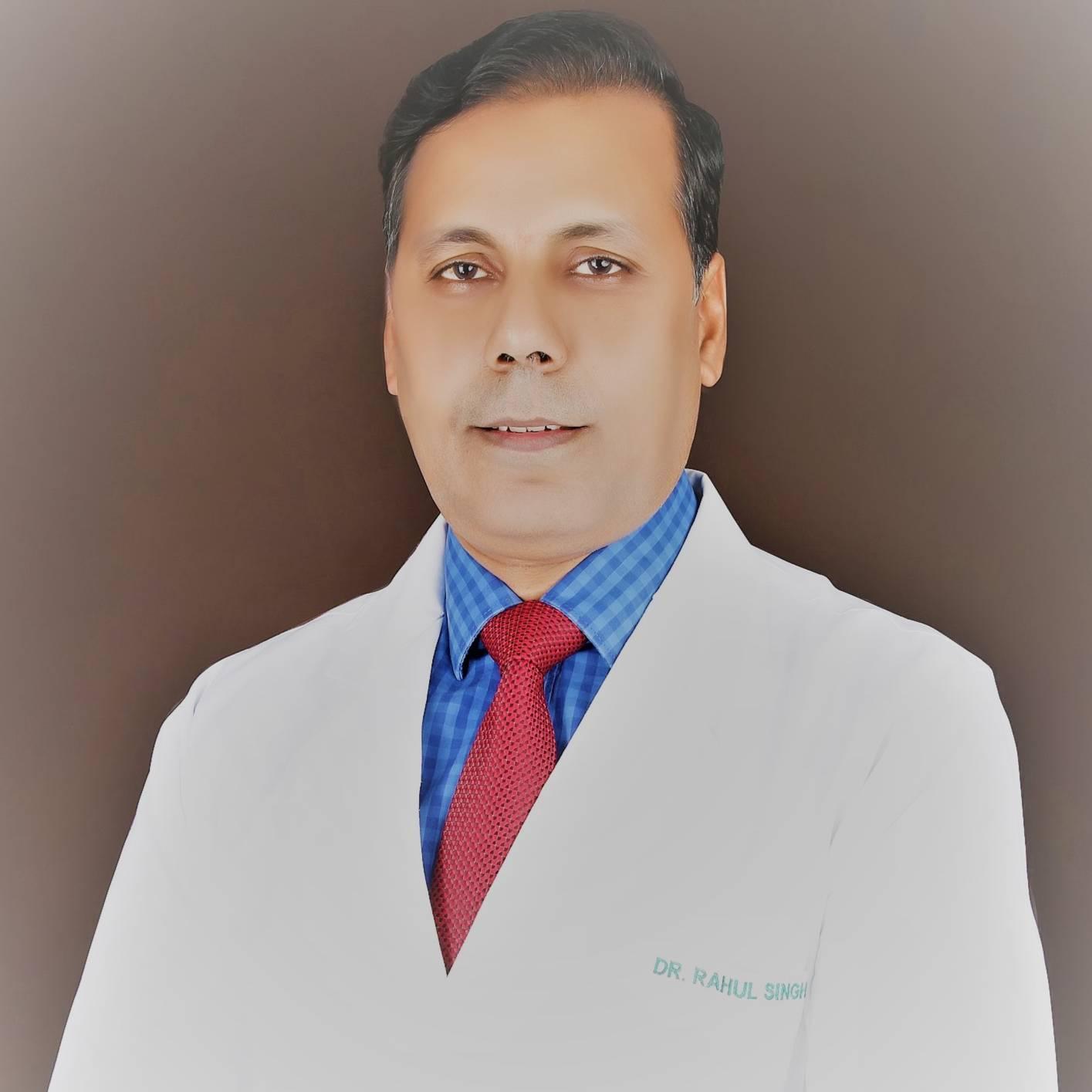Dr. Rahul Singhal