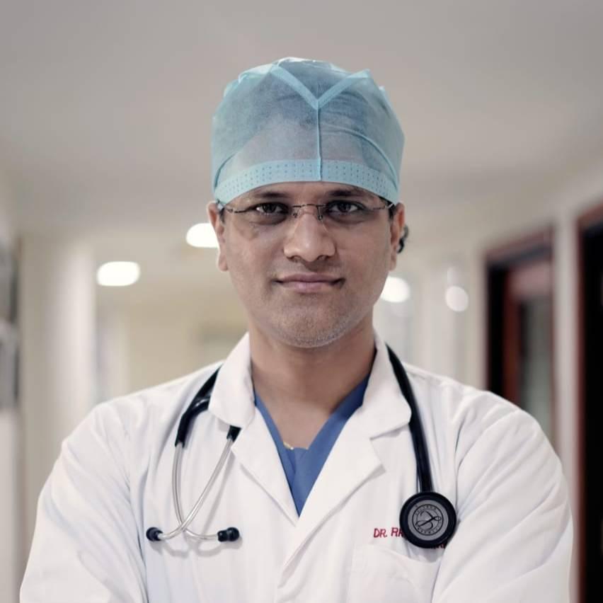 Dr. Ravi Shekhar Jha