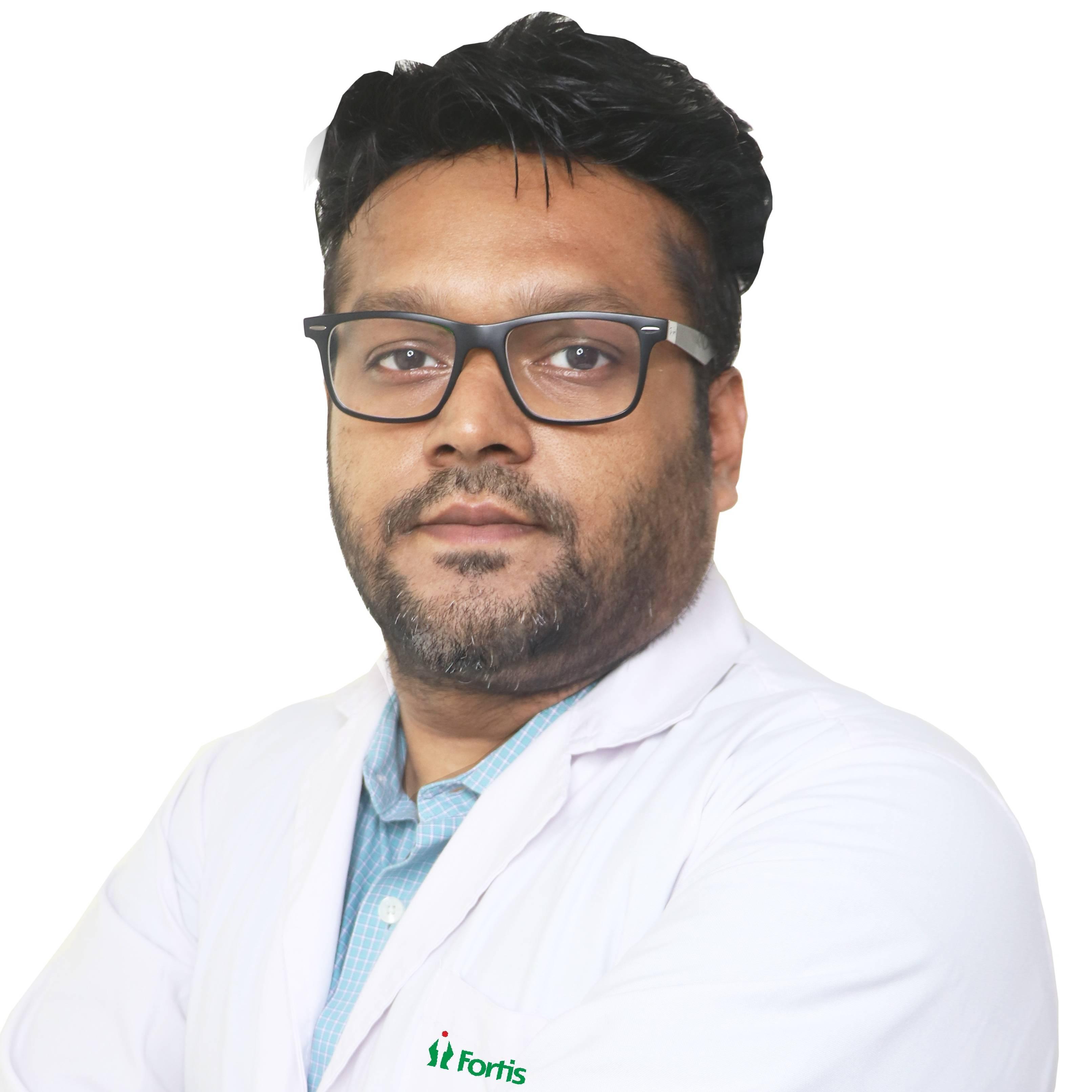 Dr. Kumar Shetty