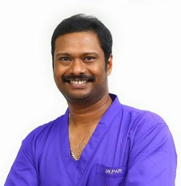 Dr. Pari Manickam Raman